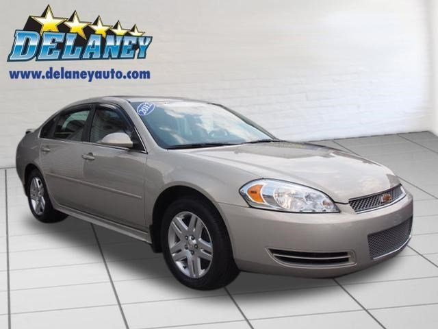 Certified Used Chevrolet Impala LT Retail