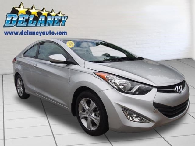 Used Hyundai Elantra Coupe GS